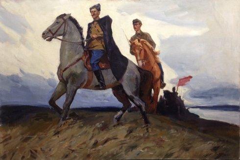 «Чапаев» 1977 - Титарчук Леонид Васильевич