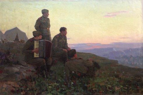 «Мирный рассвет» 1959 - Голуб Степан Филиппович
