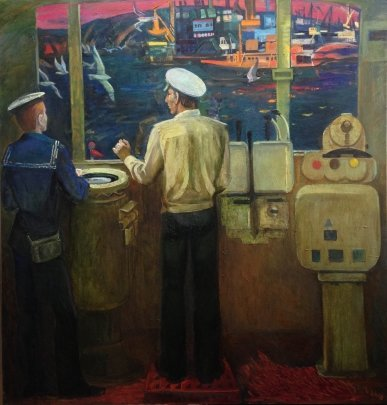«Капитаны» 1989 - Титова Ольга Геннадьевна