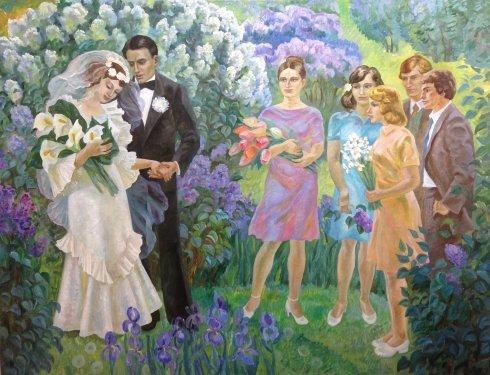 «Свадьба» 1970 е - Адвадзе Вахтанг Николаевич