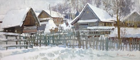 «Зимняя проза» 2010 - Волошко Карина Николаевна