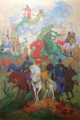 «Сказочные сюжеты» 1963 - Шишков Михаил Федорович