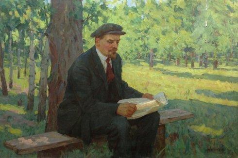 «Ленин в Сокольниках» 1962 - Максименко Александр Григорьевич