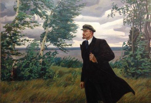 «Ленин в Разливе» 1974 - Кохаль Владимир Владимирович