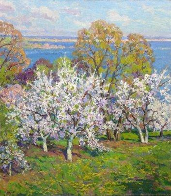«Весна» 1982 - Эльберт Виктор Давыдович