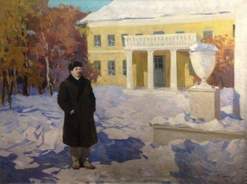 «Ленин в Горках» 1969 - Пламеницкий Анатолий Александрович