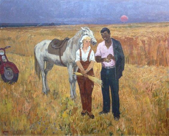 «Два бригадира» 1974 - Столяренко Петр Кузьмич