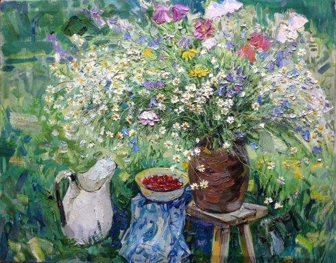 «В саду» 2006 - Еремин Борис Александрович