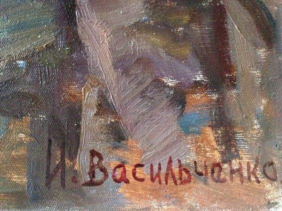 «Рабфаковцы»-Васильченко Илья Ефимович