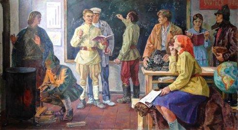 «Рабфаковцы» 1971 - Васильченко Илья Ефимович