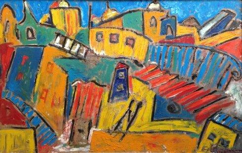 «Яркий город» 2009 - Щекина Елена Петровна