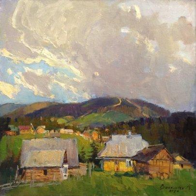 «Высоко в горах» 2010 - Волошко Карина Николаевна