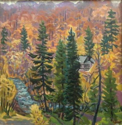 «Осень» 2004 - Илько Иван Иванович
