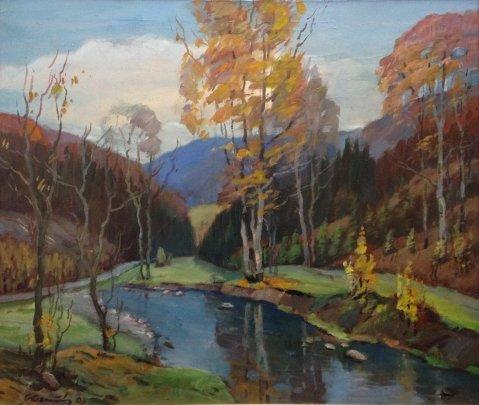 «Закарпатская Осень» 2003 - Сигетий Степан Васильевич