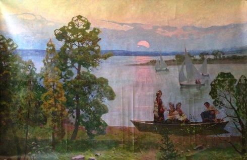 «Песня над Десной» 1950-1960 - Туровецкий Леонид Маркович