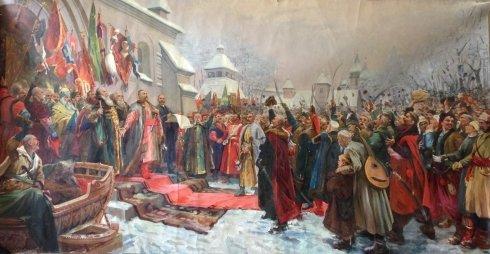 «Навеки с Москвой, навеки с русским народом» 1950-1960 - Киселёв Александр Павлович