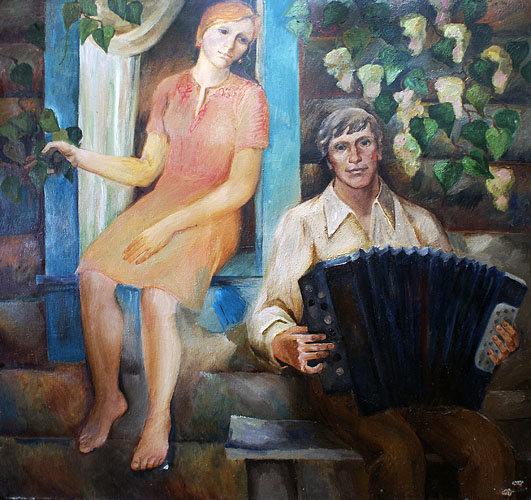«Цветет Черемуха» 1977 - Коробова Наталья Владимировна