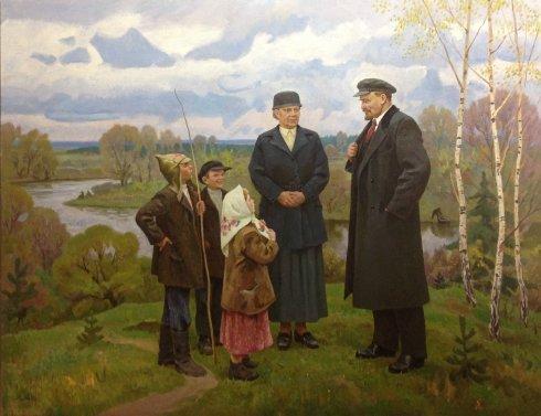«С Ильичем» 1981 - Широков Алексей Александрович