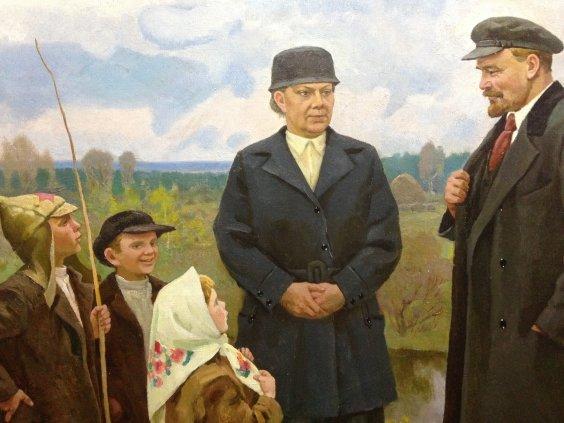 «С Ильичем»-Широков Алексей Александрович