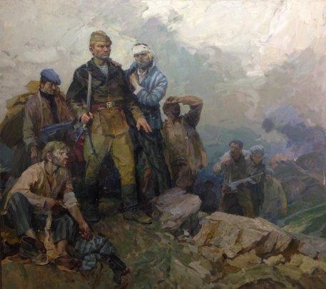 «Национальный герой Франции, Герой Советского Союза Василий Порик» 1985 - Сорока Аркадий Васильевич