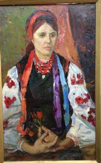 """Ukrainian""-Koshel Nikolay Yakovlevich"