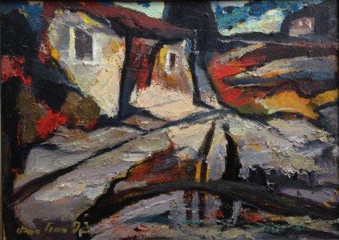 «Улицы Старого города» 1992 - Таралевич Филипп Николаевич