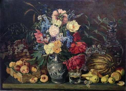 """Flowers and fruits"" 1950 е - ""Flowers and fruits"""