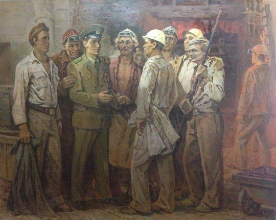 """Return to the Brigade"" 1985 - Васильченко Илья Ефимович"