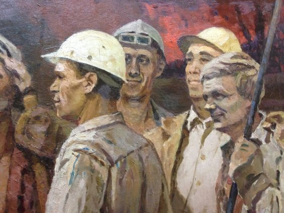 """Return to the Brigade""-Васильченко Илья Ефимович"