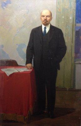 """VI Lenin"" 1966 - Горшков Николай Дорофеевич"