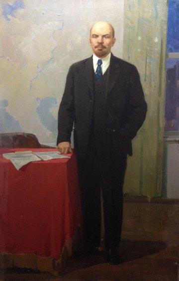 «В.И. Ленин» 1966 - Горшков Николай Дорофеевич