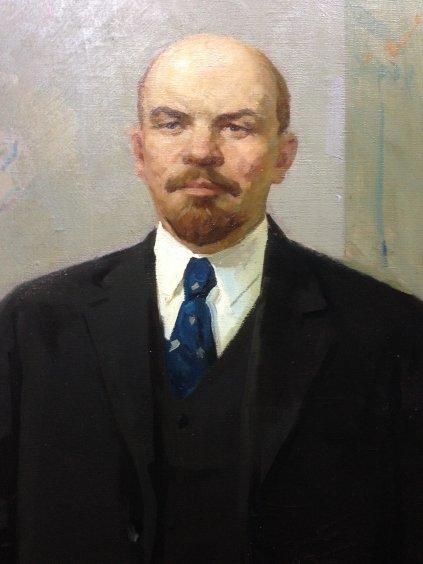 «В.И. Ленин»-Горшков Николай Дорофеевич