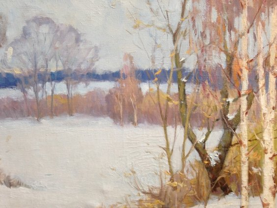 """""""First snow""""-Music by Alexander Fedorovich"""