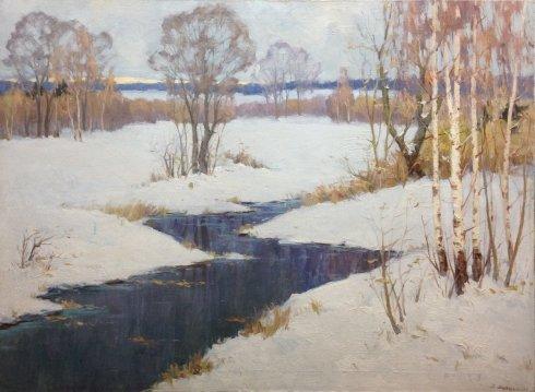 «Первый снег» 1987 - Музыка Александр Федорович