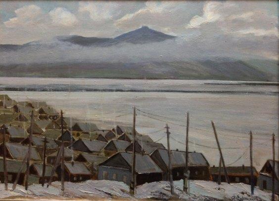 """Magadan"" 1970 е - Vertinsky Fedor Alexandrovich"