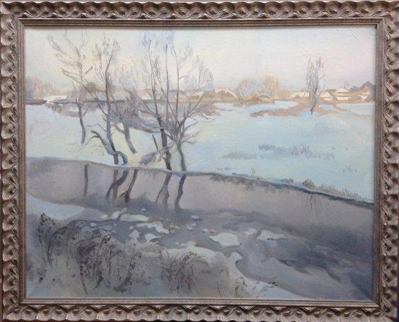 """Winter""-Zelenskaya Ekaterina"