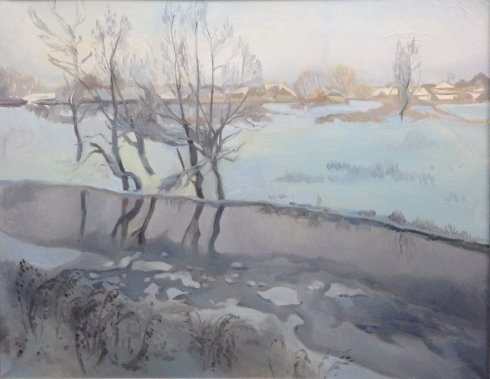 """Winter"" 2013 - Zelenskaya Ekaterina"