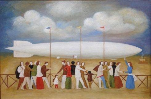 «Вечерний цеппелин» 2008 - Кузьмин Виталий Александрович