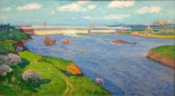 """""""Dneproges"""" 1990 - Bondarenko Semyon Konstantinovich"""