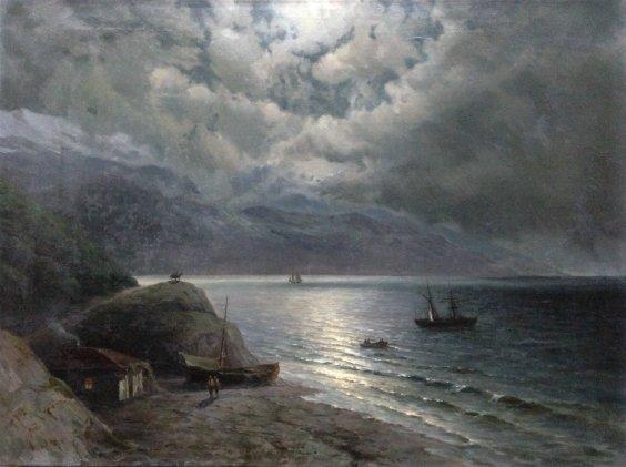 """Black Sea Coast"" no data - Kalmykov Grigory Odysseevich"