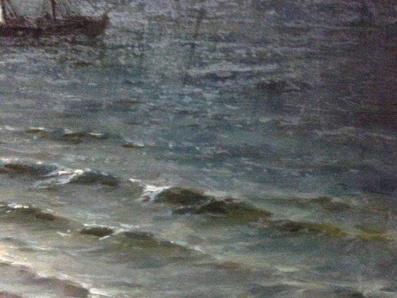 """Black Sea Coast""-Kalmykov Grigory Odysseevich"