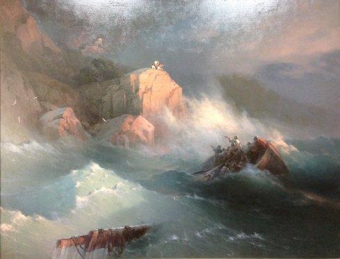 """Shipwreck"" 2009 - Pryadko Yuriy Yurievich"