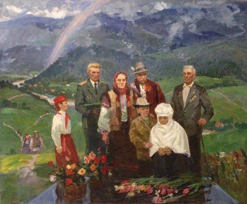 «Память» 1986-1987 - Клець Иван Тарасович