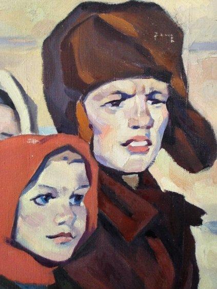 """""""To a new school""""-Tokarev Vyacheslav Vasilyevich"""