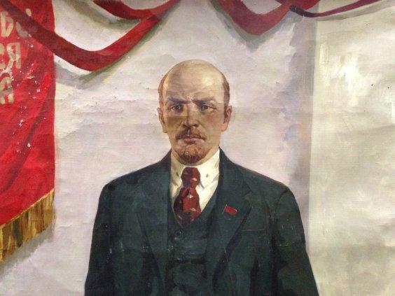 """""""VI Lenin""""-Brusentsov Gennady Yakovlevich"""