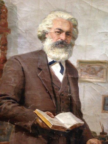 """""""Karl Marx""""-Shmatko Leonid Alexandrovich"""
