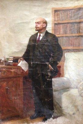 """VI Lenin"" 1961 - Shmatko Leonid Alexandrovich"