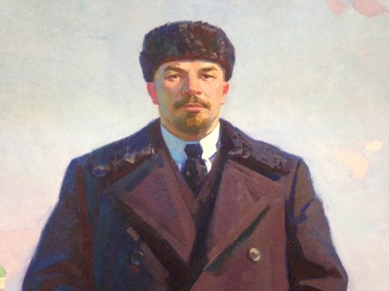 """In the Kremlin""-Vovk Alexander Ivanovich"