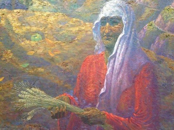 """Horizons of Tselin""-Sharipov Sabzali Nigmatovich"