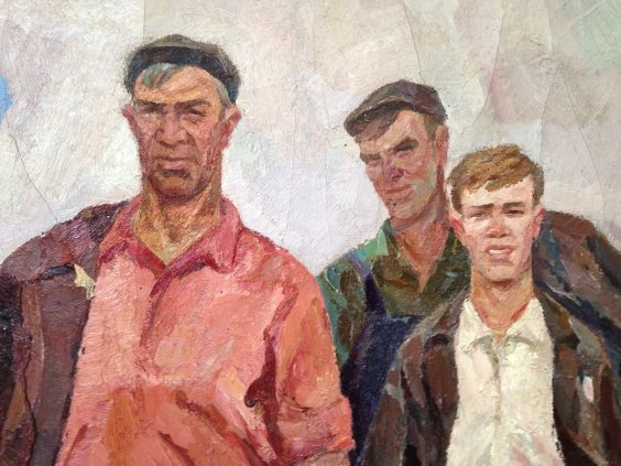 """The Earth: The Family of Khleborob""-Ishchenko Yury Petrovich"